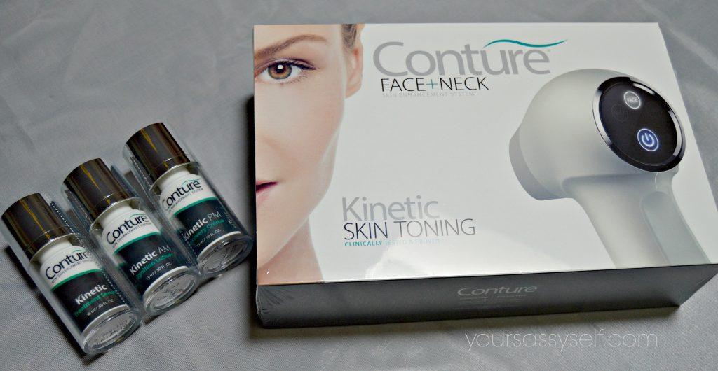 Conture Kinetic Skin Toning Creams - yoursassyself.com
