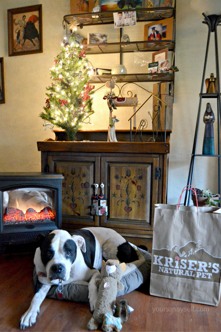 Kriser's Holiday Treats & Eats + Free Howliday Gift Tags