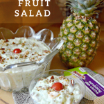 Pistachio Fruit Salad – Easy to Make & Clean Up