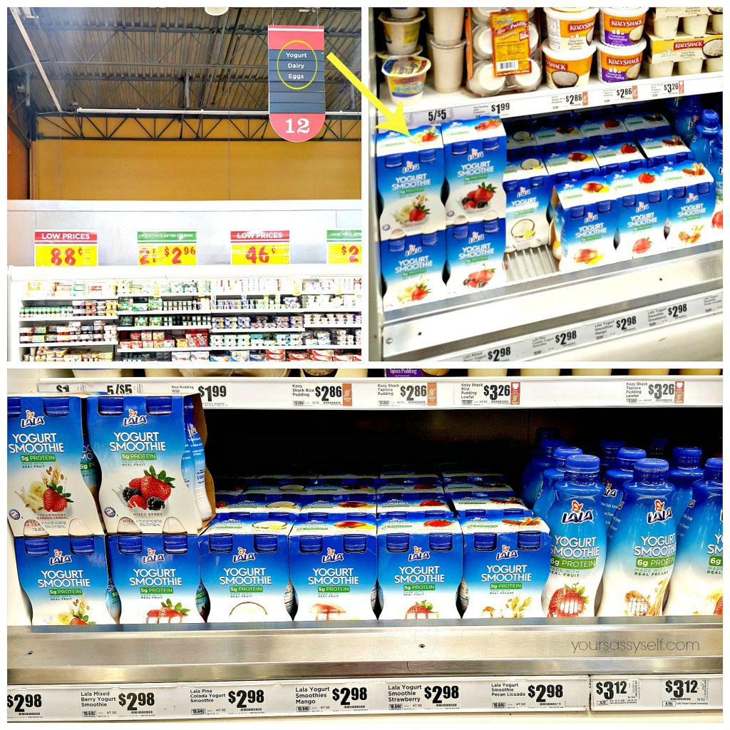 LALA® Yogurt Smoothies at H-E-B - yoursassyself.com