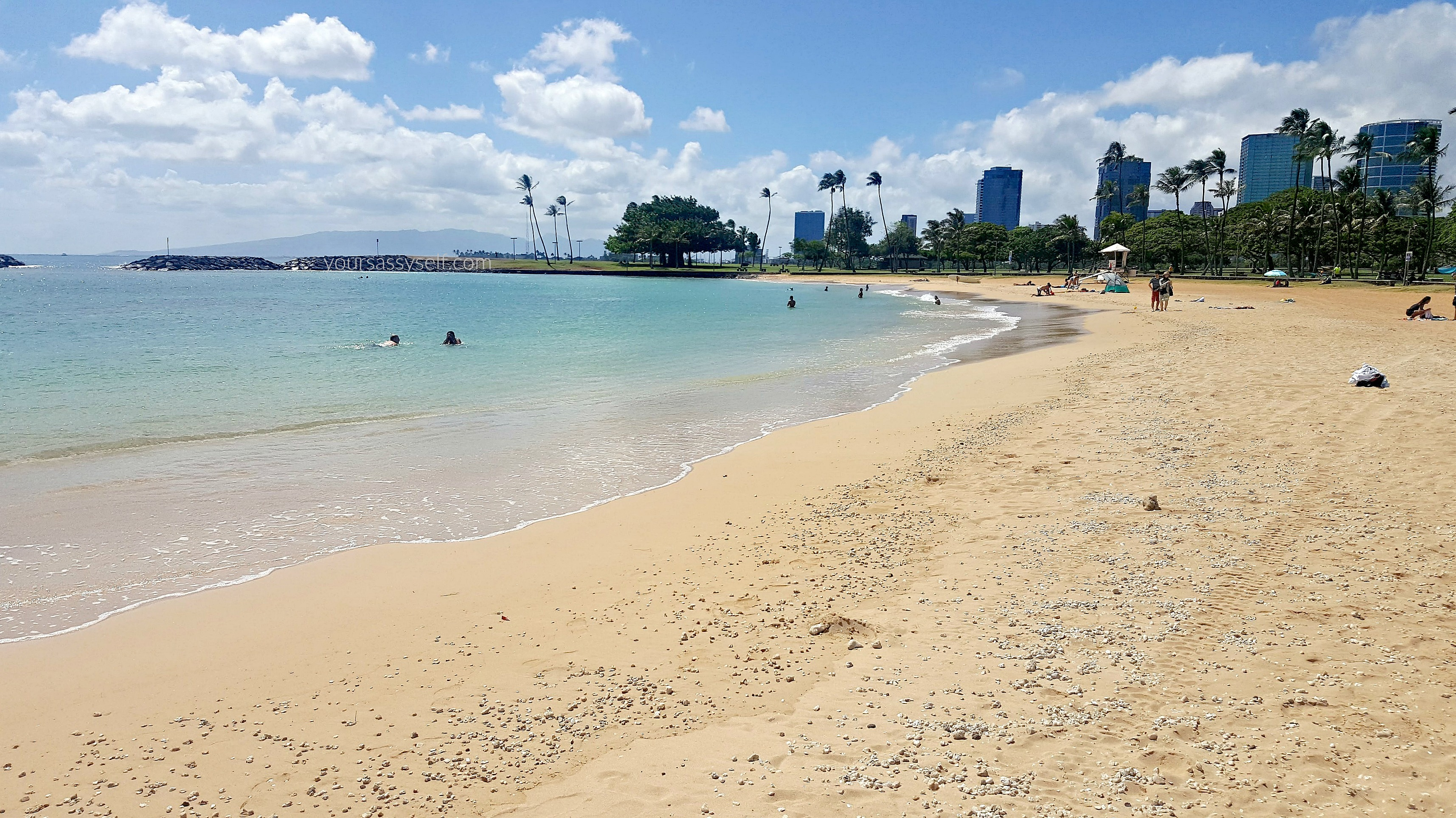 Magic Island Beach - yoursassyself.com