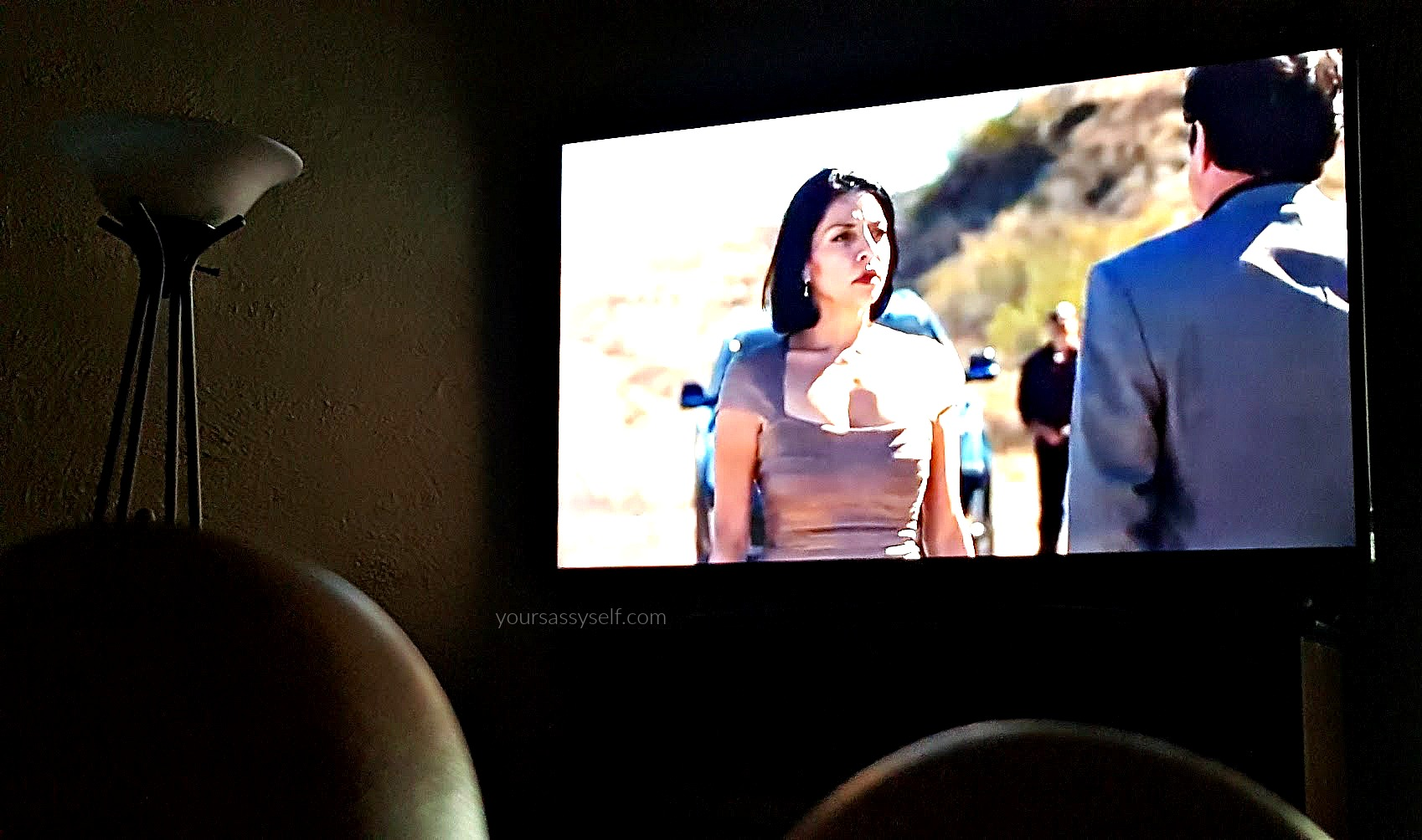 Watching Queen of the South on TV - yoursassyself.com
