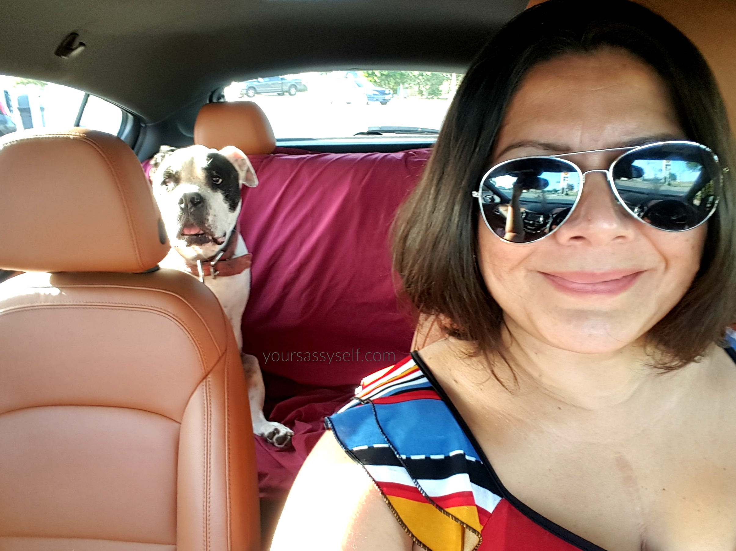 Me & My Baby in 2017 Chevy Cruze - yoursassyself.com