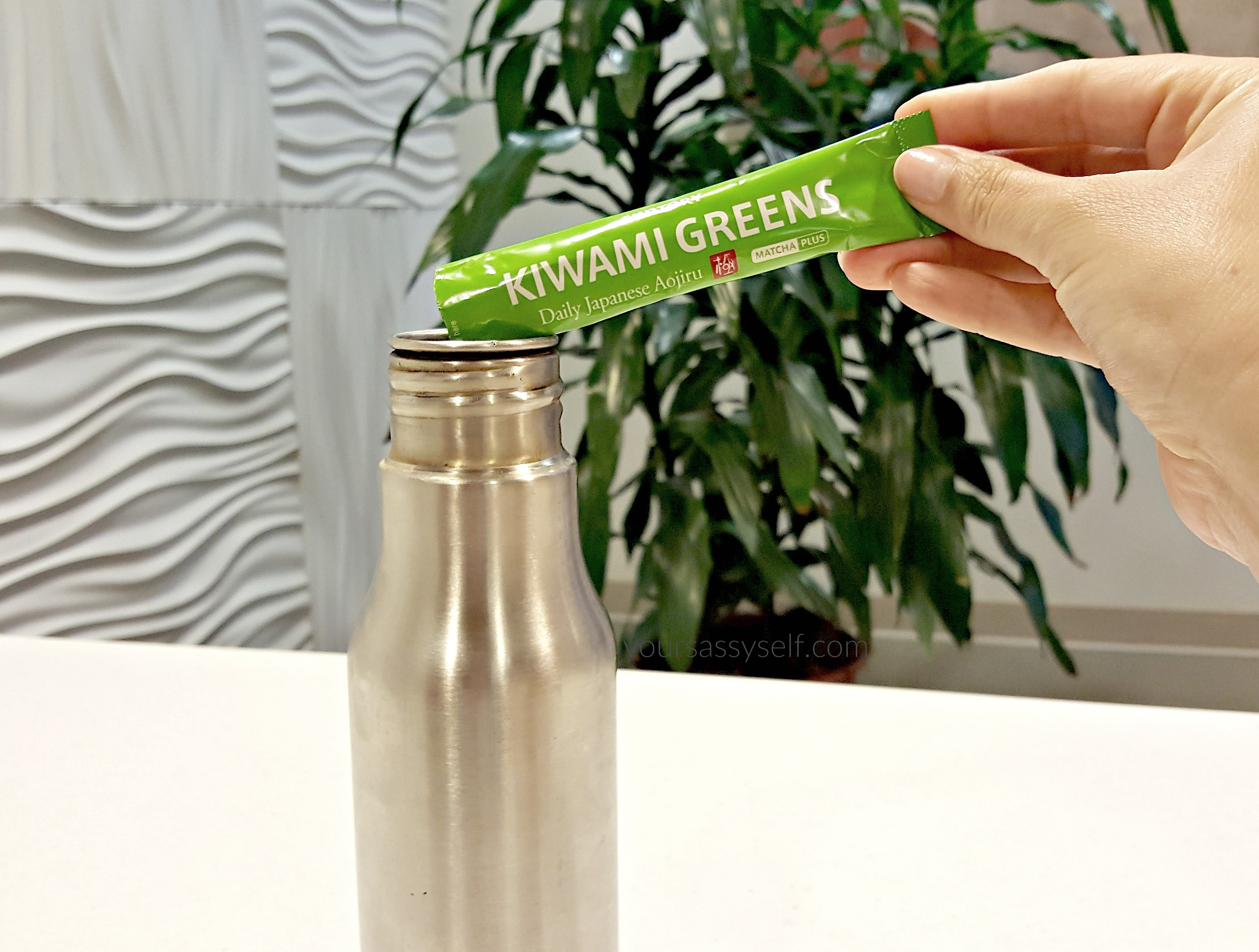 Kiwami Greens Drink Mix - yoursassyself.com