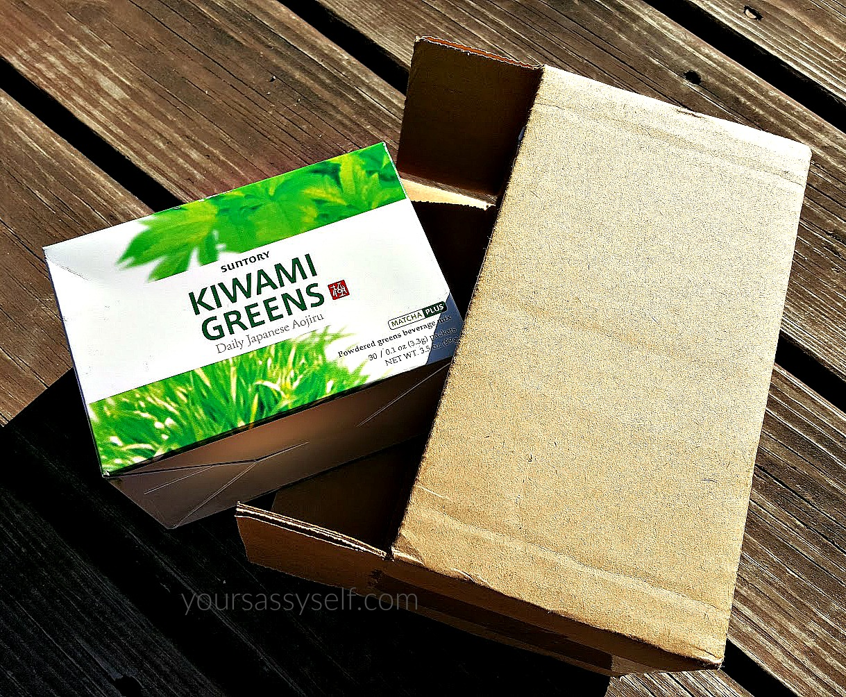 Kiwami Greens Subscription Delivery - yoursassyself.com