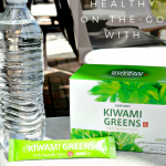 Stay Healthy On-The-Go with Kiwami Greens