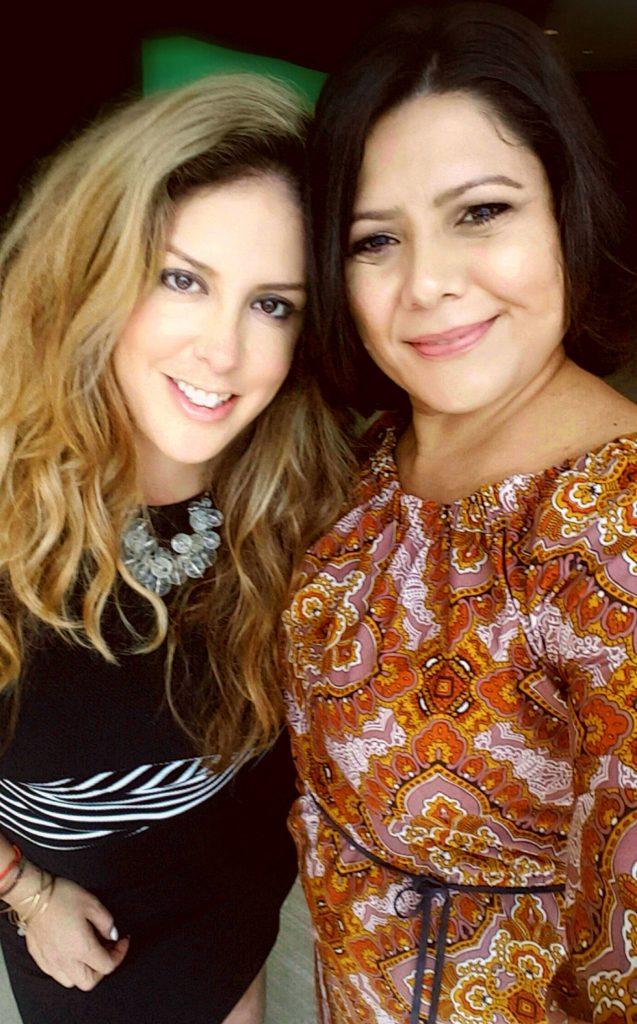 Lizza Monet Morales and Rocio Chavez - yoursassyselfcom
