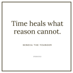How Time Heals All