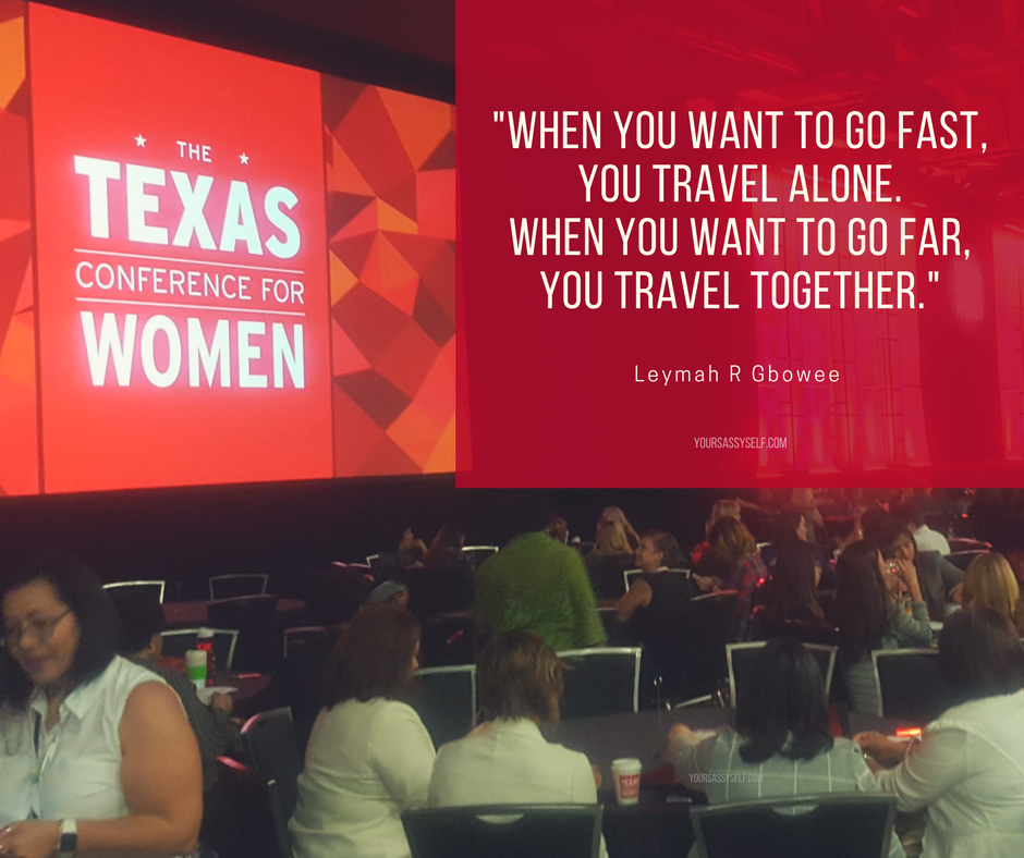 Key Takeaways from the Texas Conference for Women