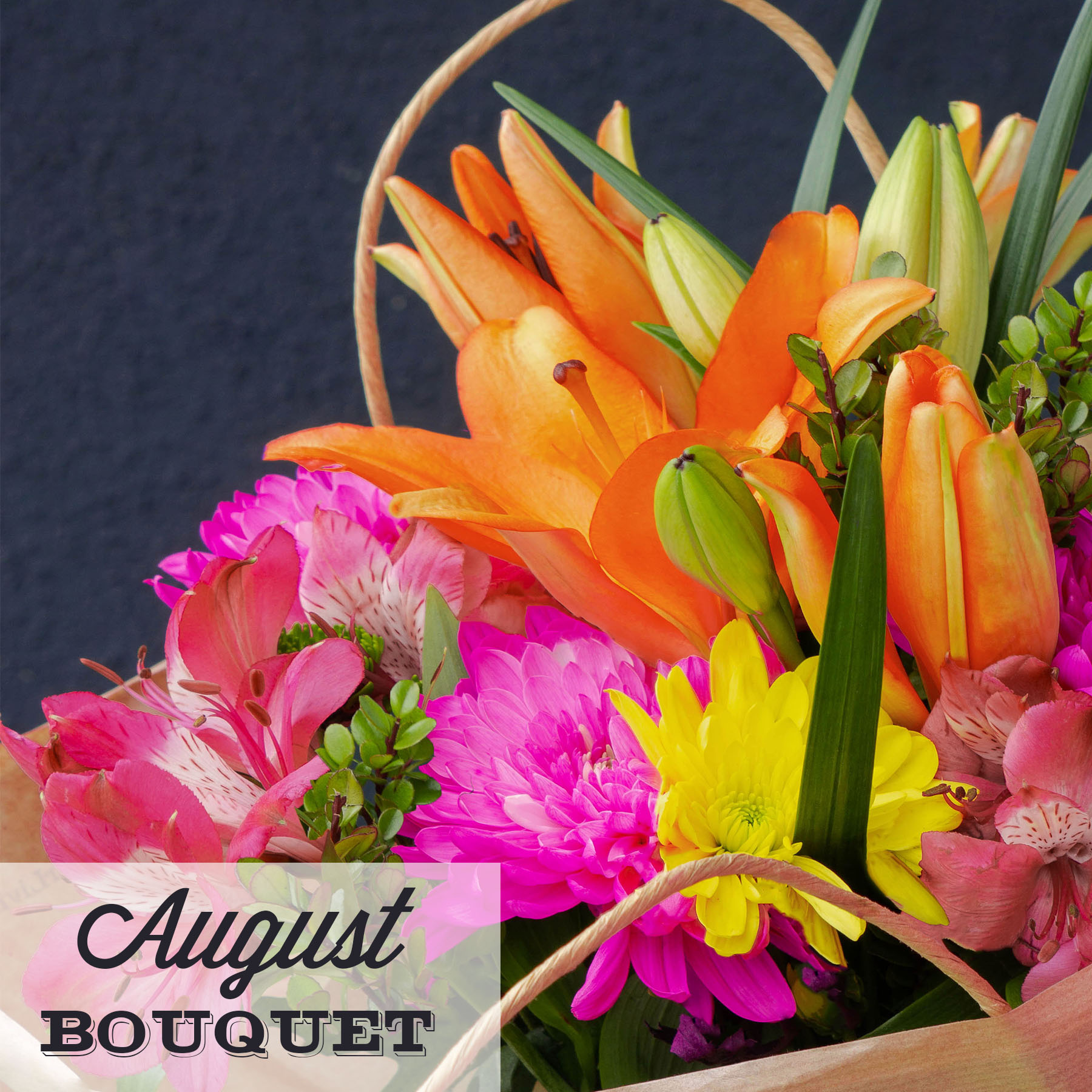 Lone Star Living August bouquet - yoursassyself.com