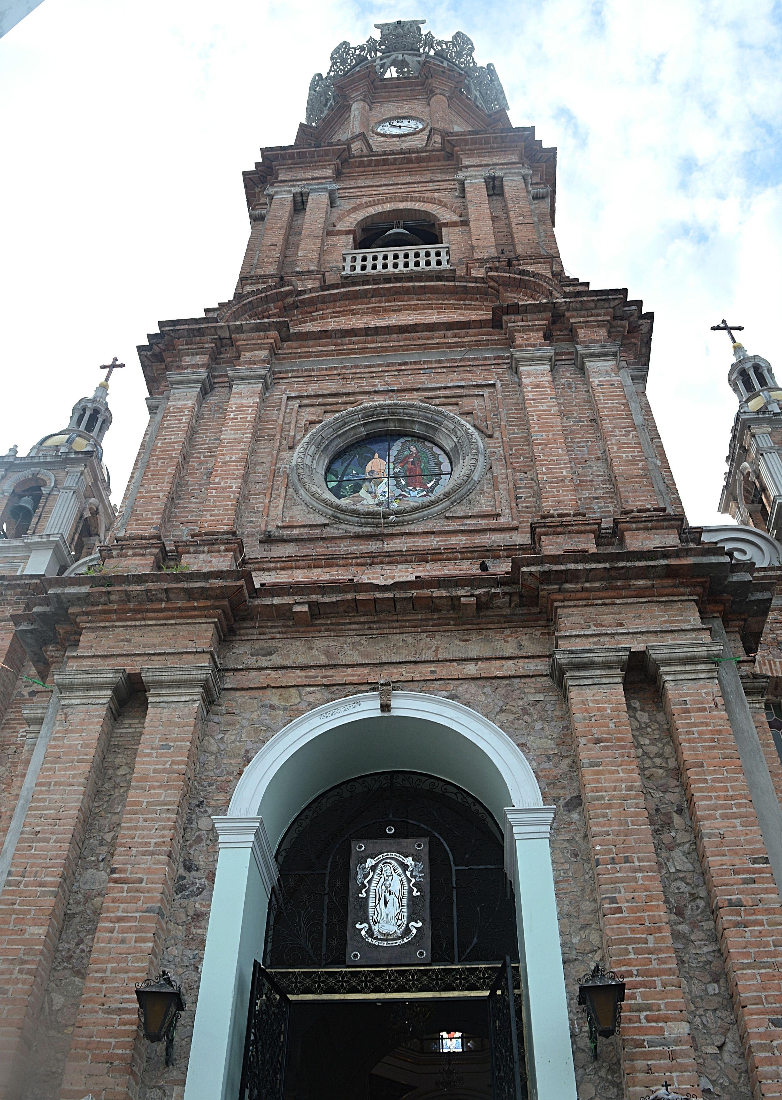 Parroquia de Nuestra Señora de Guadalupe - Puerto Vallarta - yoursassyself.com