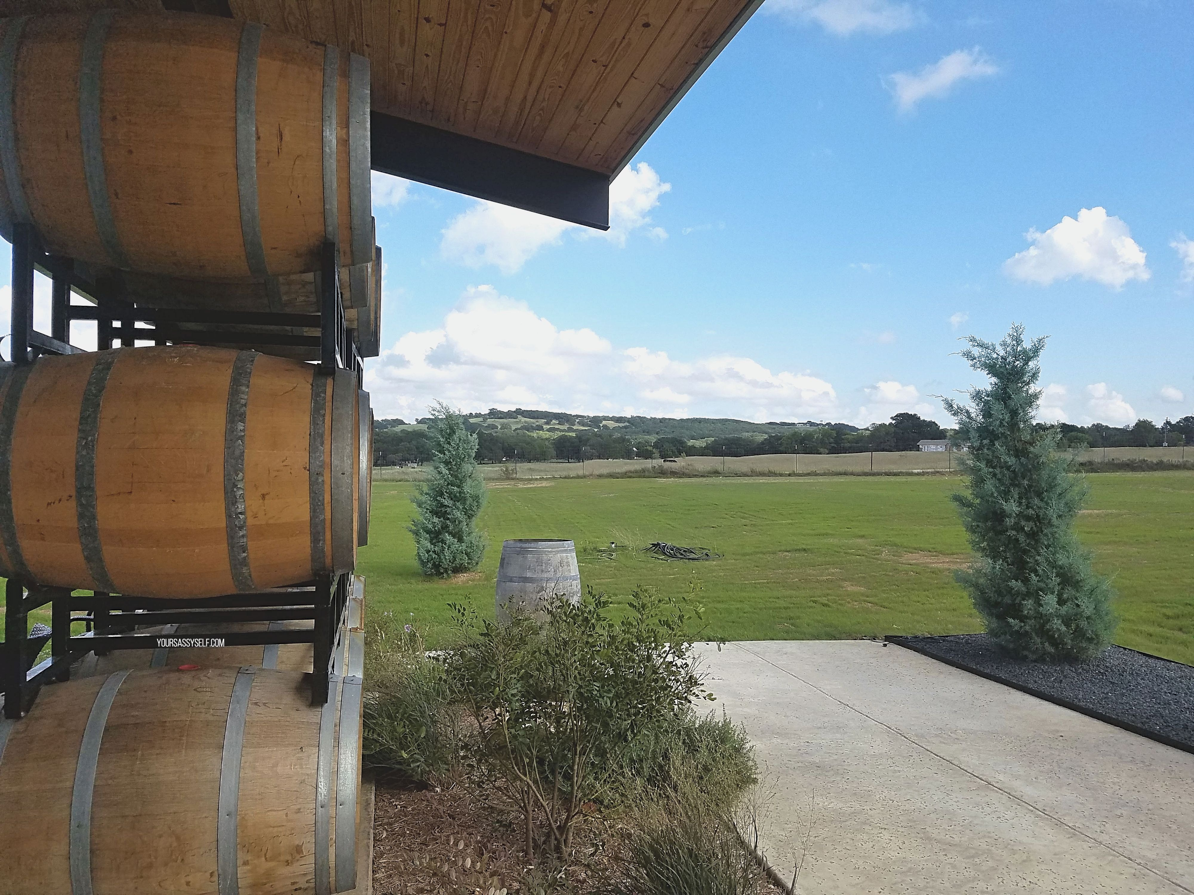 Texas Wine Country Offers Fab Wines & Amazing Backdrops