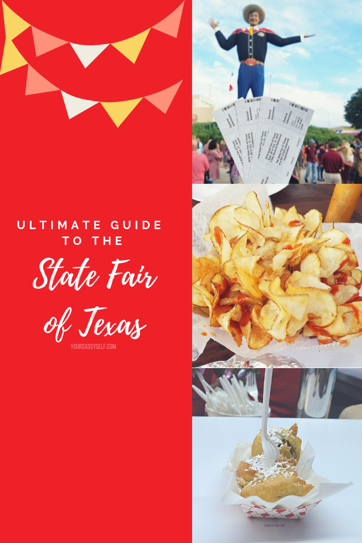 Ultimate Guide to the State Fair of Texas - yoursassyself.com