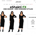 Customize Your Look with eShakti FX