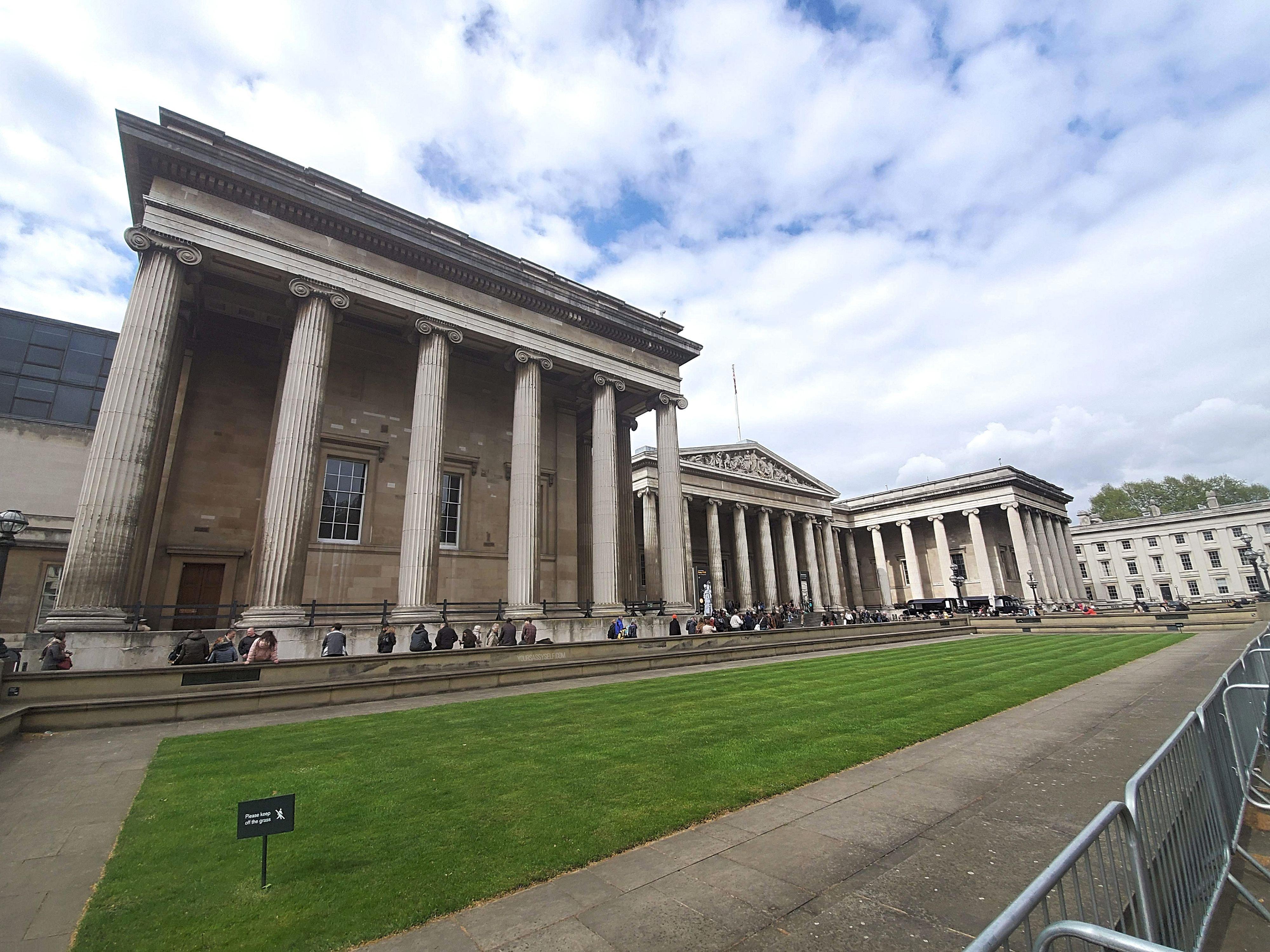 British Museum - yoursassyself.com