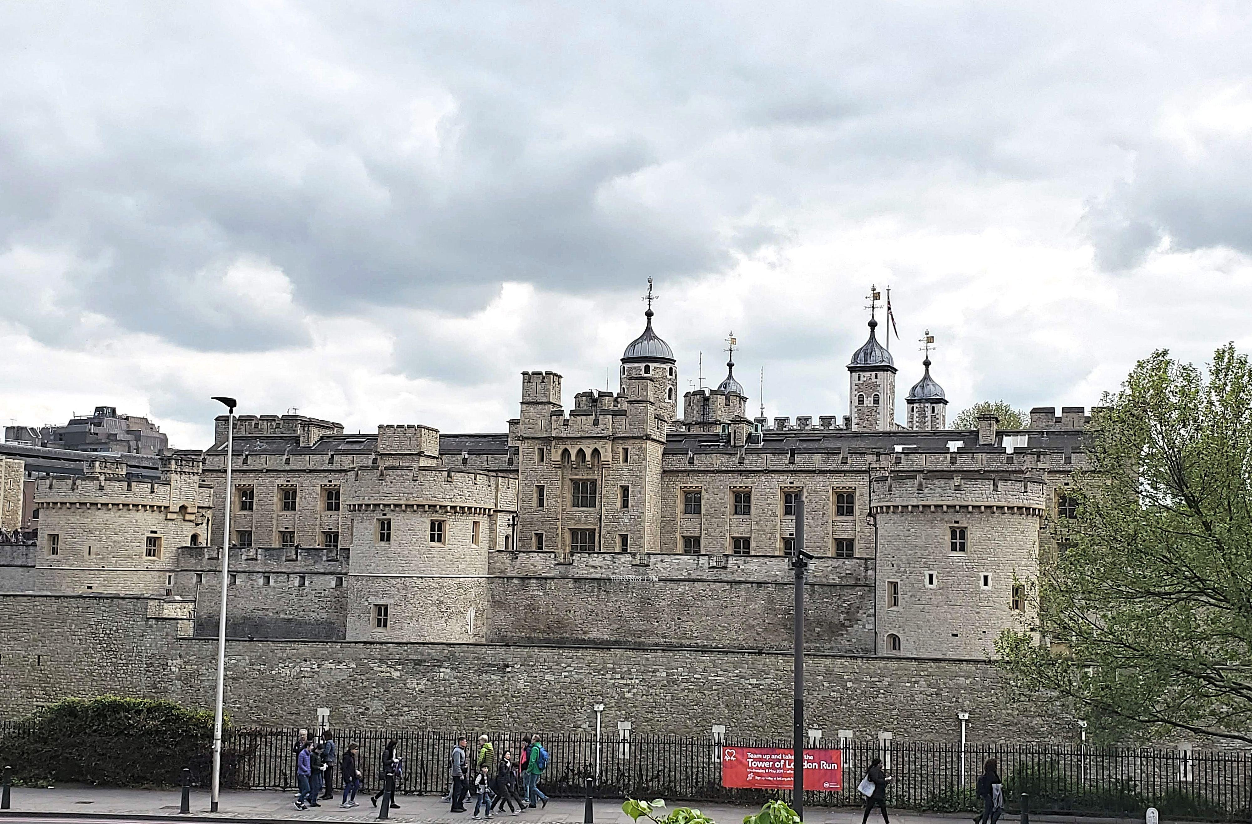 Tower of London - yoursassyself.com