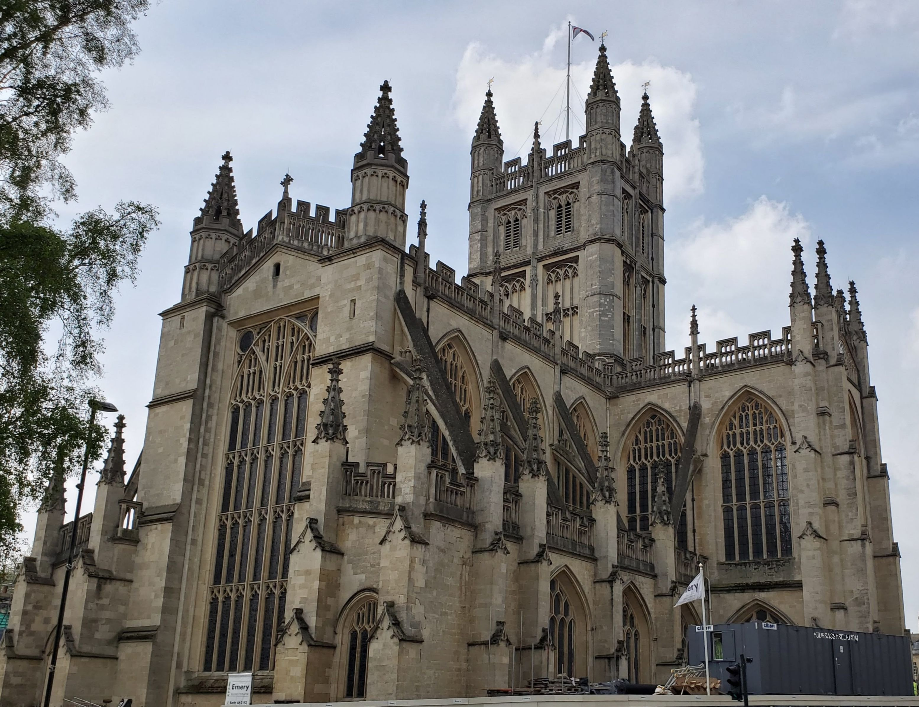 BATH ABBEY - yoursassyself.com