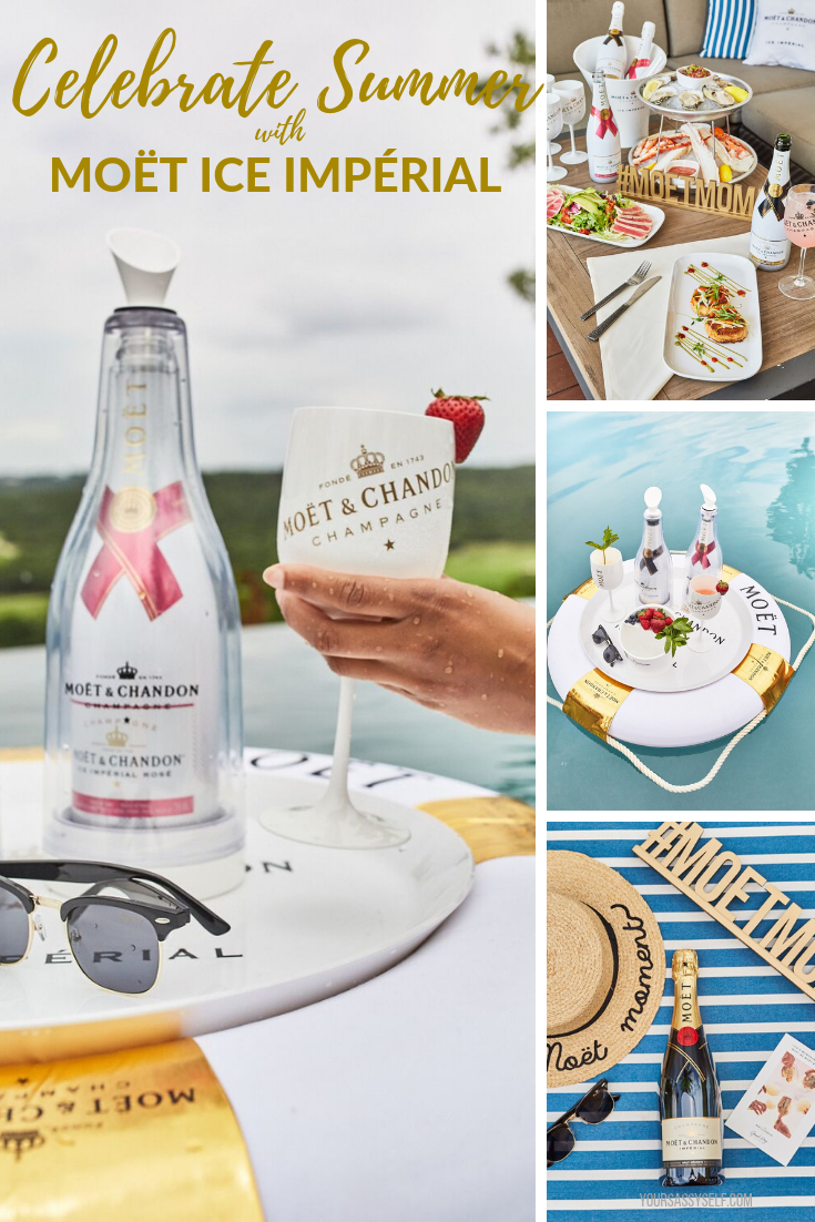Celebrate Summer with Moët Ice Impérial - yoursassyself.com