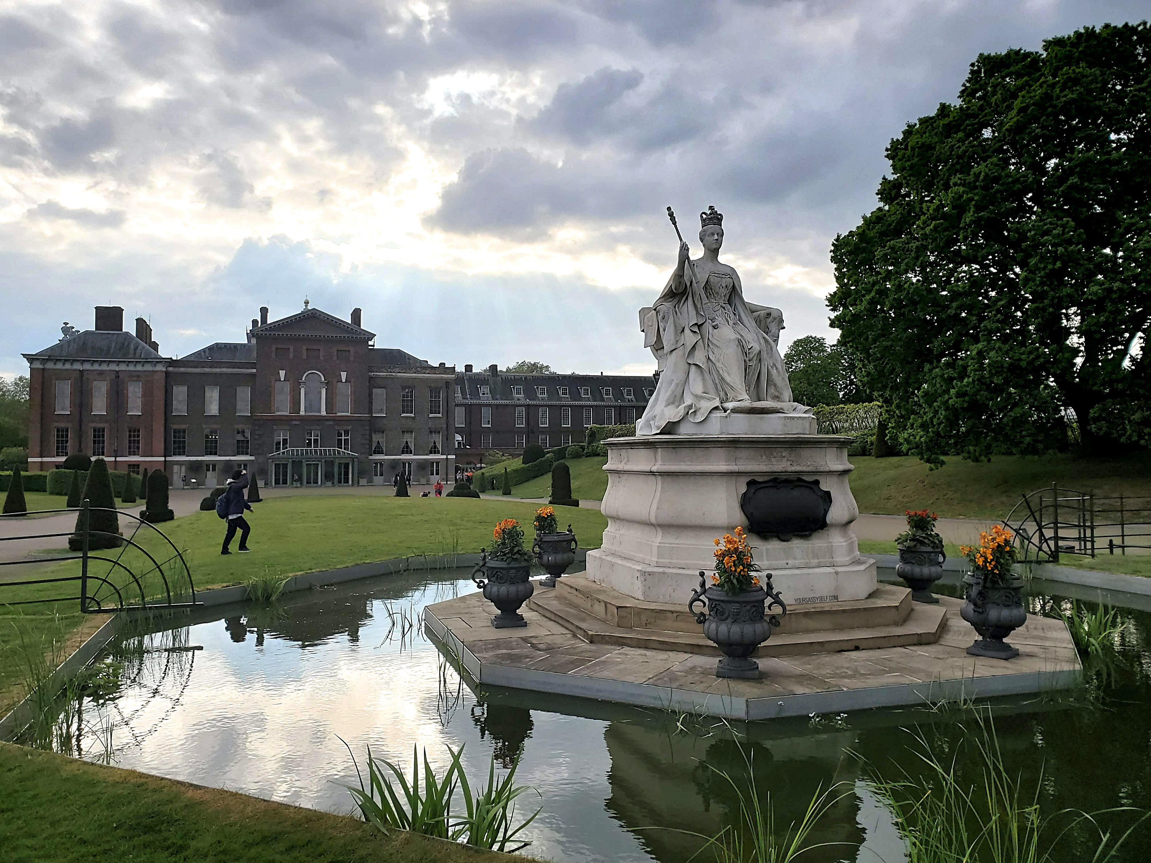 Kensington Palace - yoursassyself.com