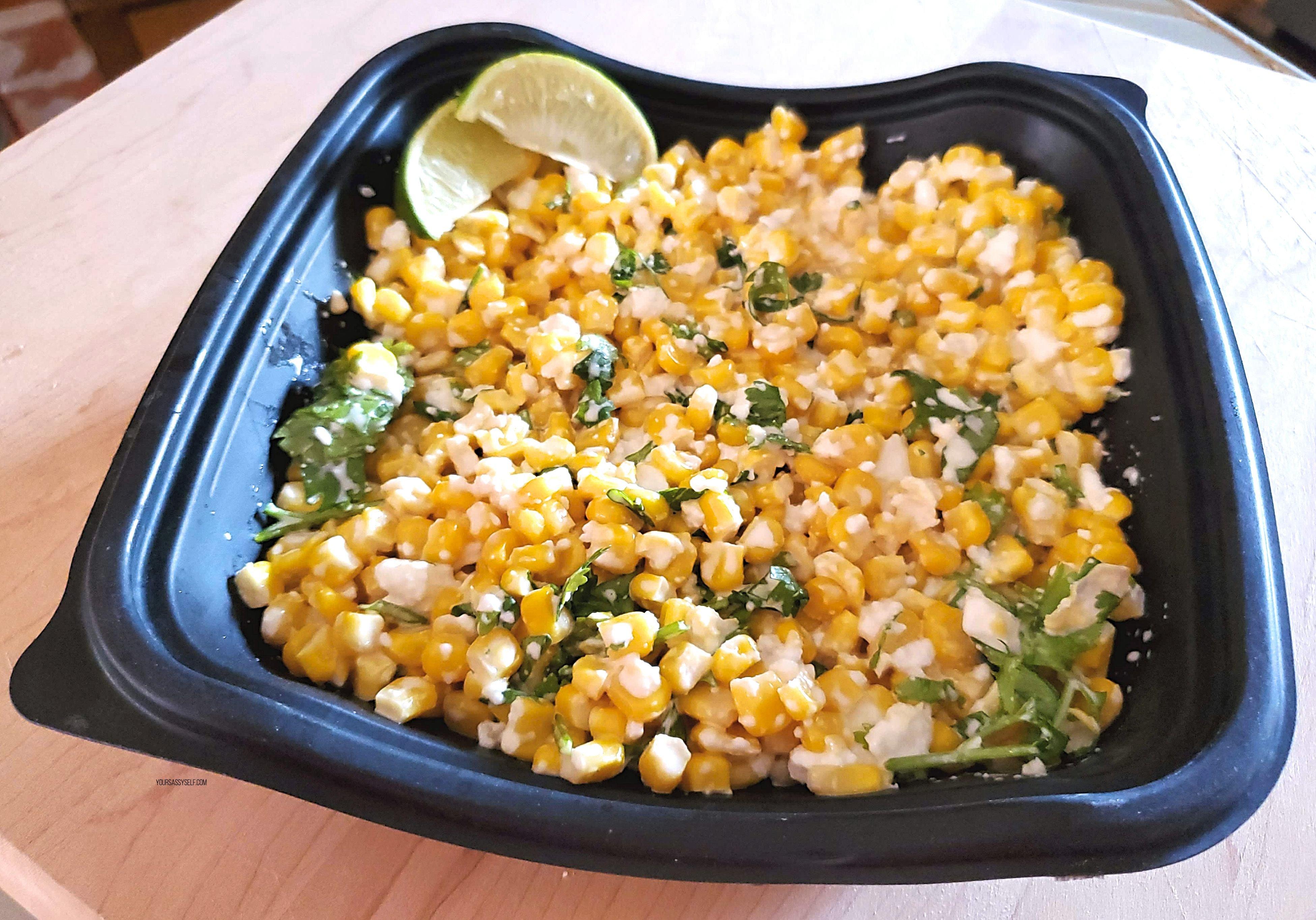 Mexican Street Corn and Limes - yoursassyself.com