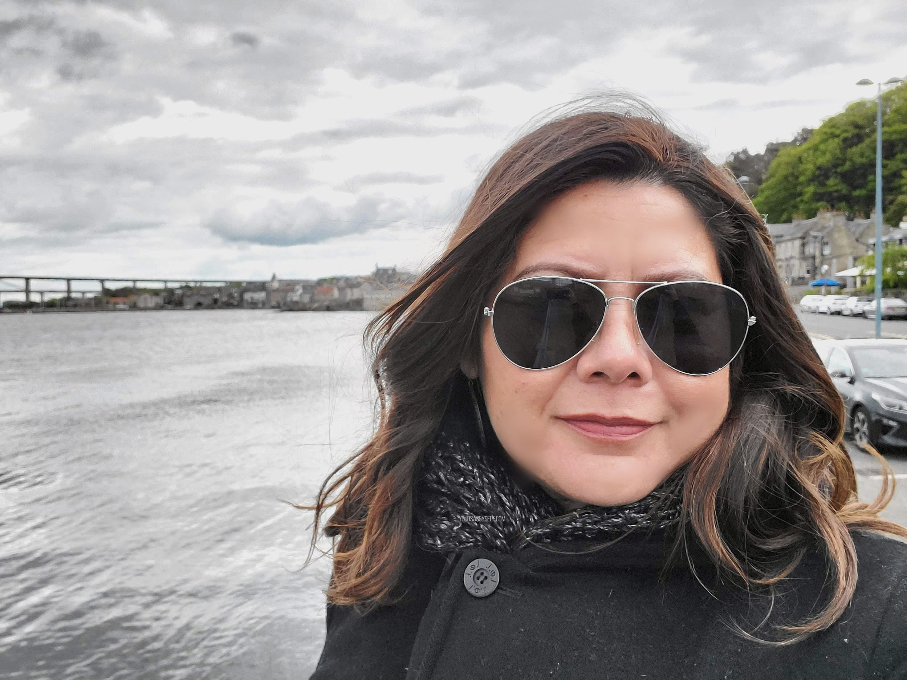 Rocio - Your Sassy Self by Forth Bridge - Edinburgh - yoursassyself.com