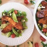 Blackened Chicken Fiesta Salad