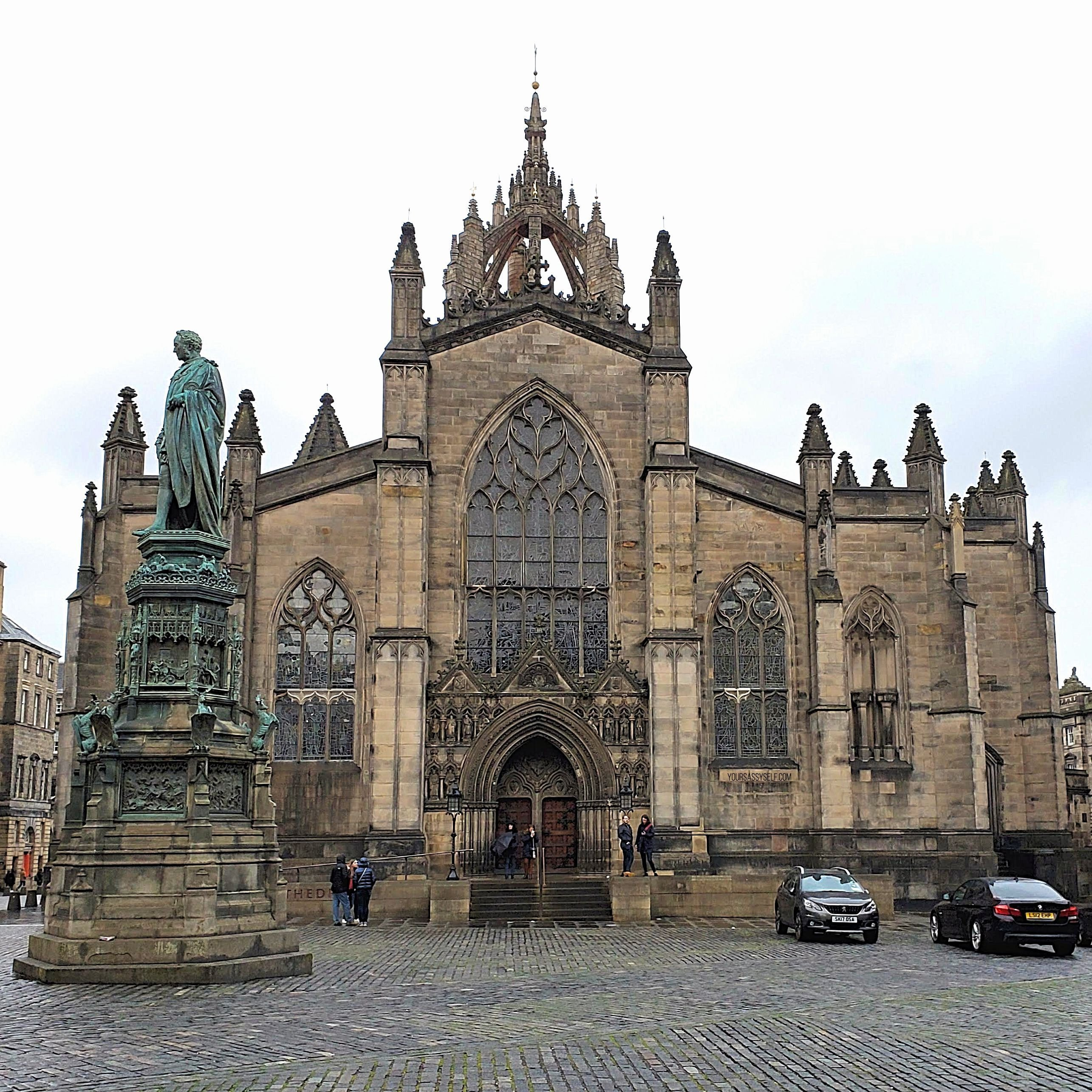 Saint Giles' Cathedral - yoursassyself.com