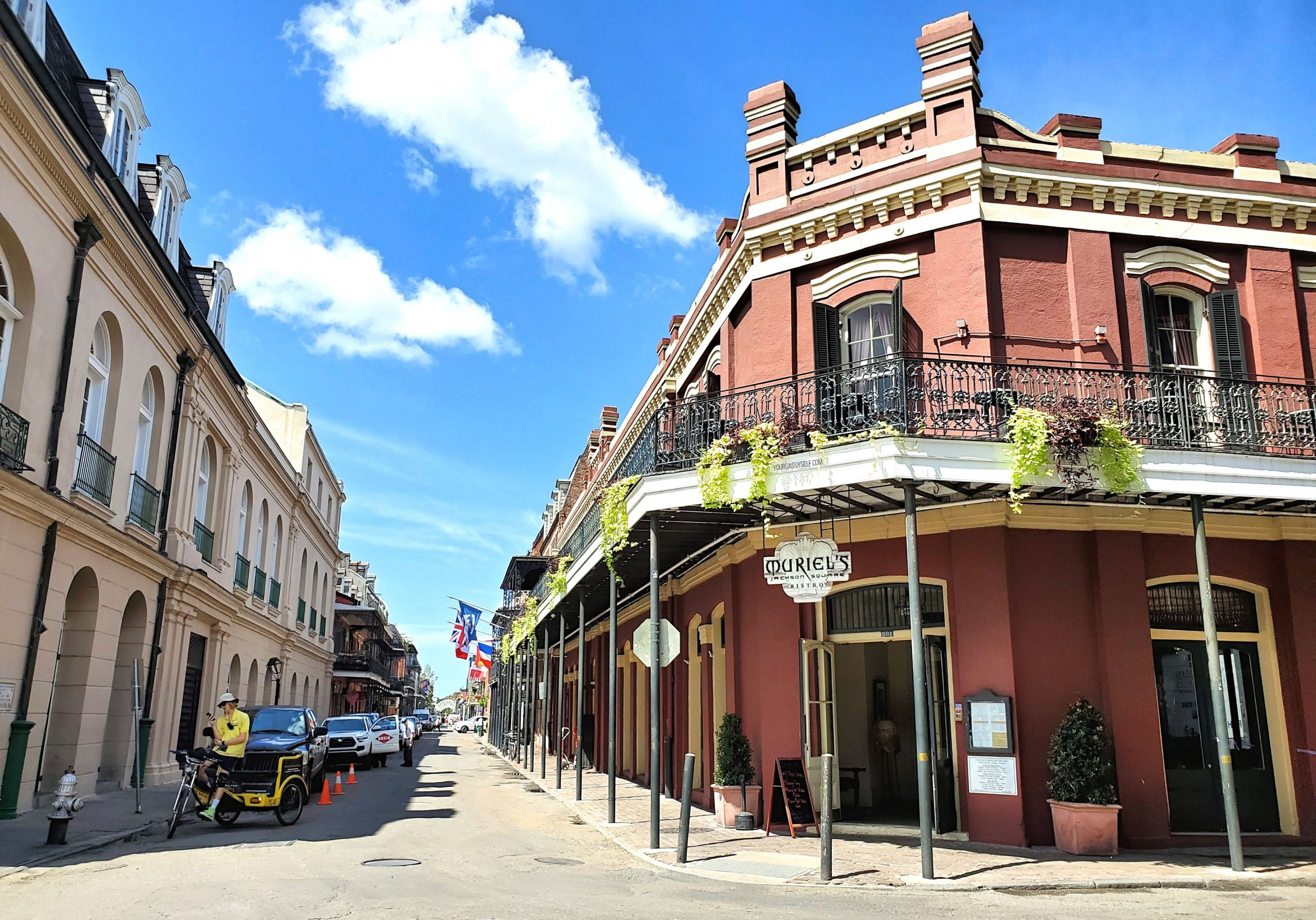 French Quarter New Orleans - yoursassyself.com