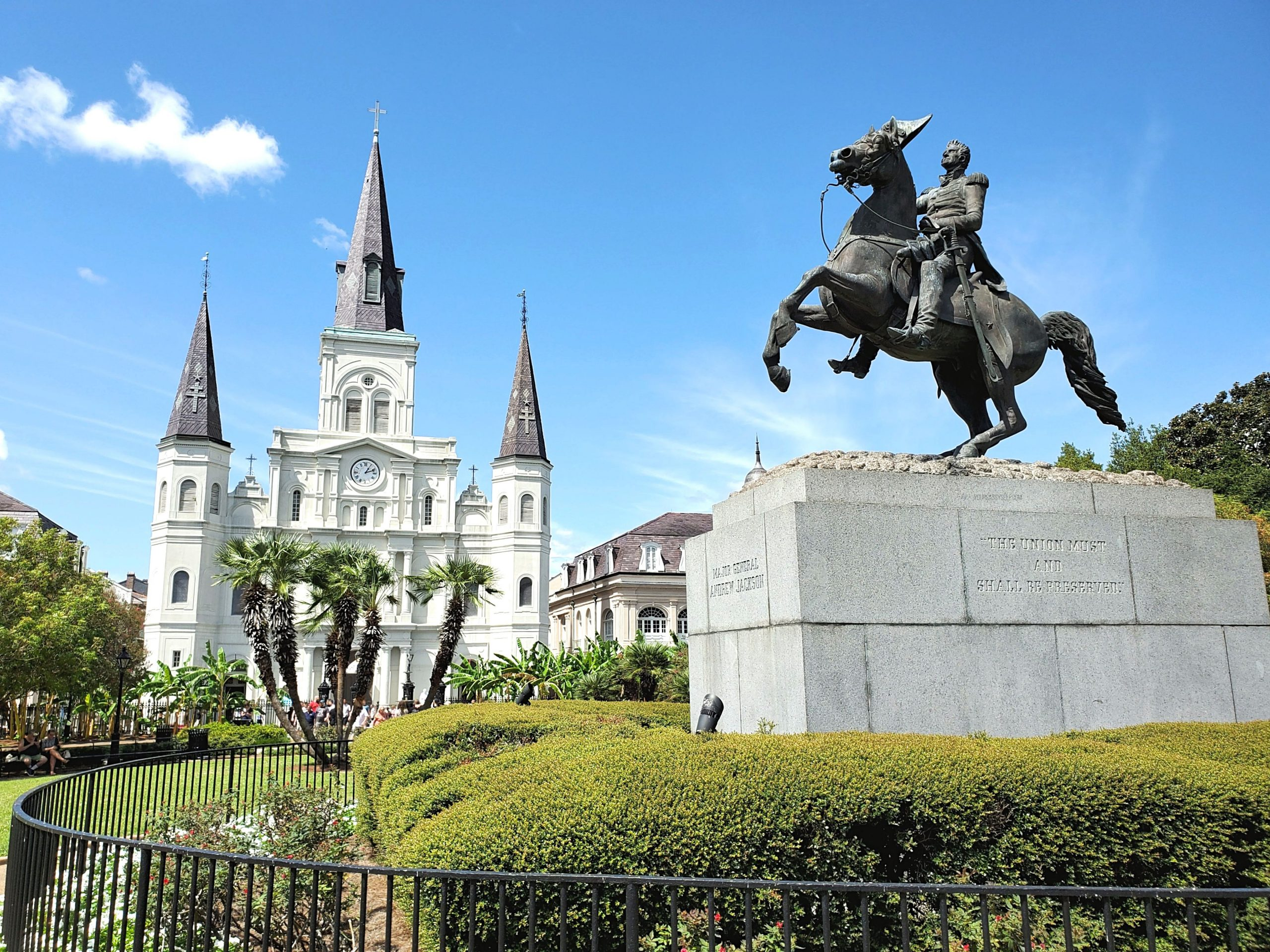 Jackson Square New Orleans - yoursassyself.com