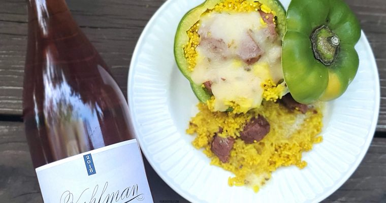Rice Stuffing Plus Holiday Wine Pairings with Kuhlman Cellars